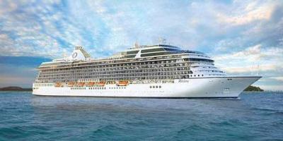 Riviera Kreuzfahrtschiff